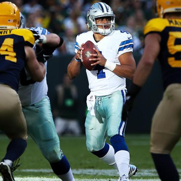 Cowboys to start Dak Prescott over Tony Romo vs- Eagles_50491207-159532