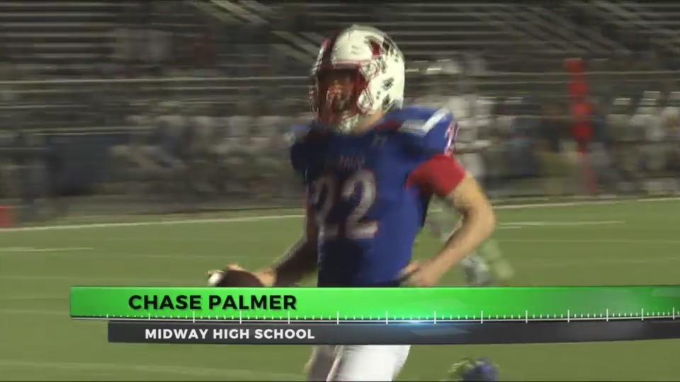 Week Nine Player You Can Count On: Chase Palmer