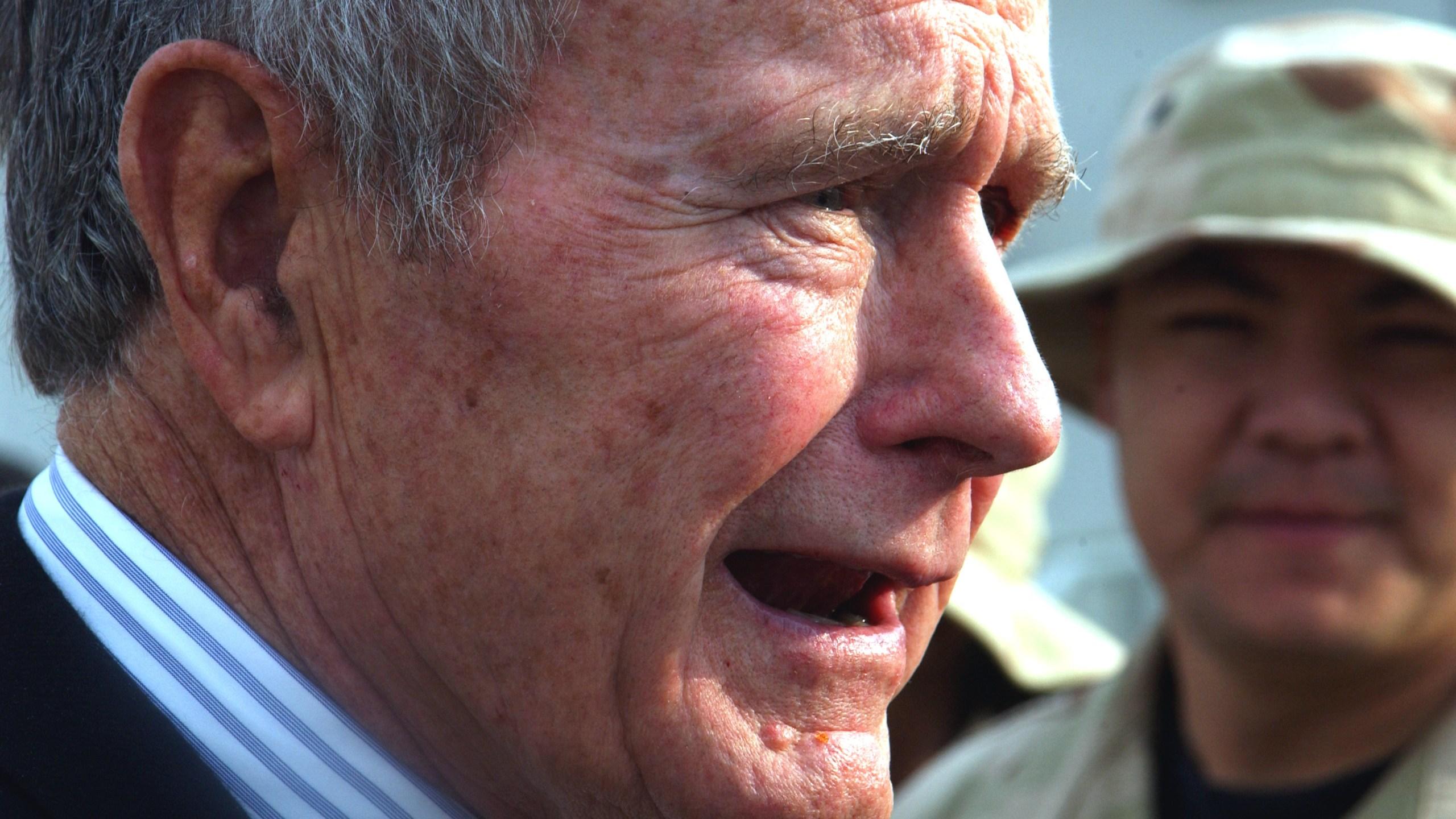 President Bush visit_1543645395926