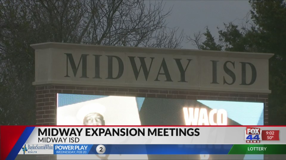 Midway ISD committee discusses expanding school district