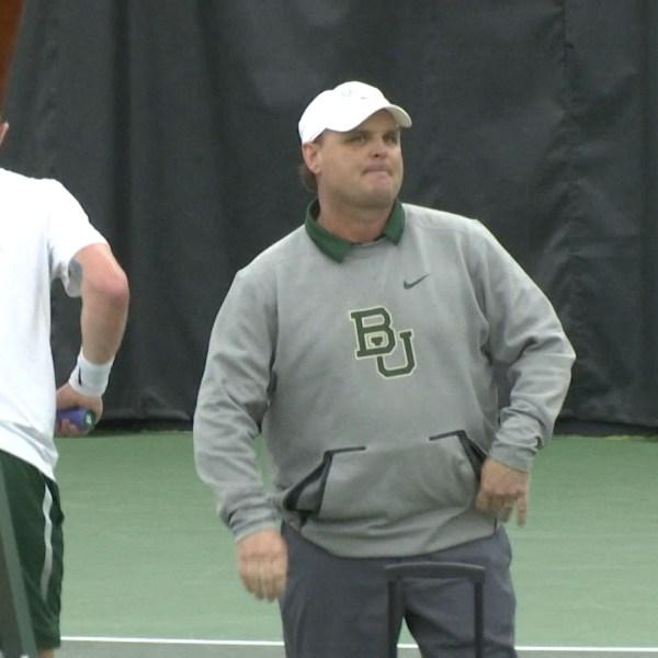 Brian Boland Baylor Men's Tennis