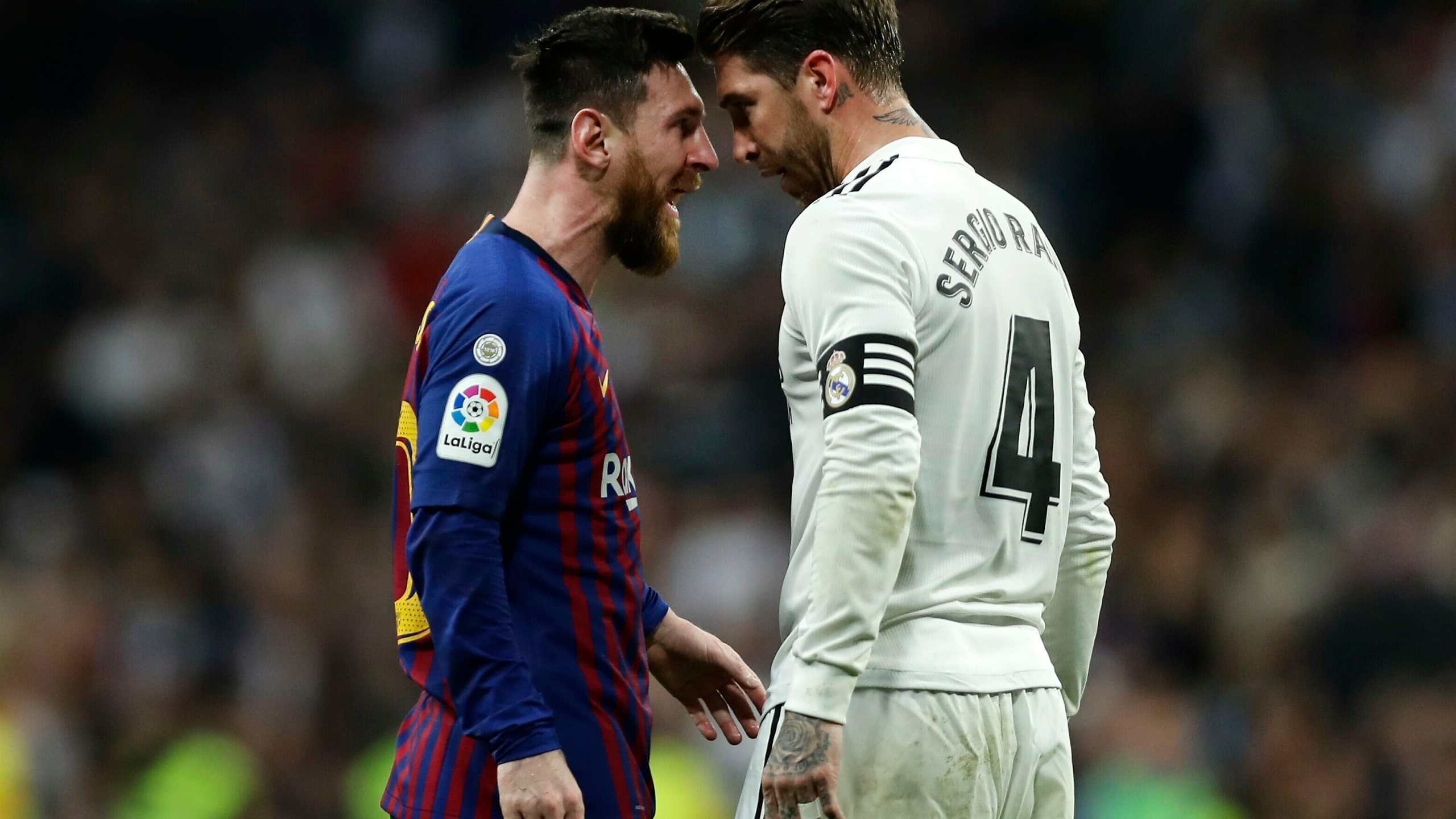 Barca madrid liga 2019