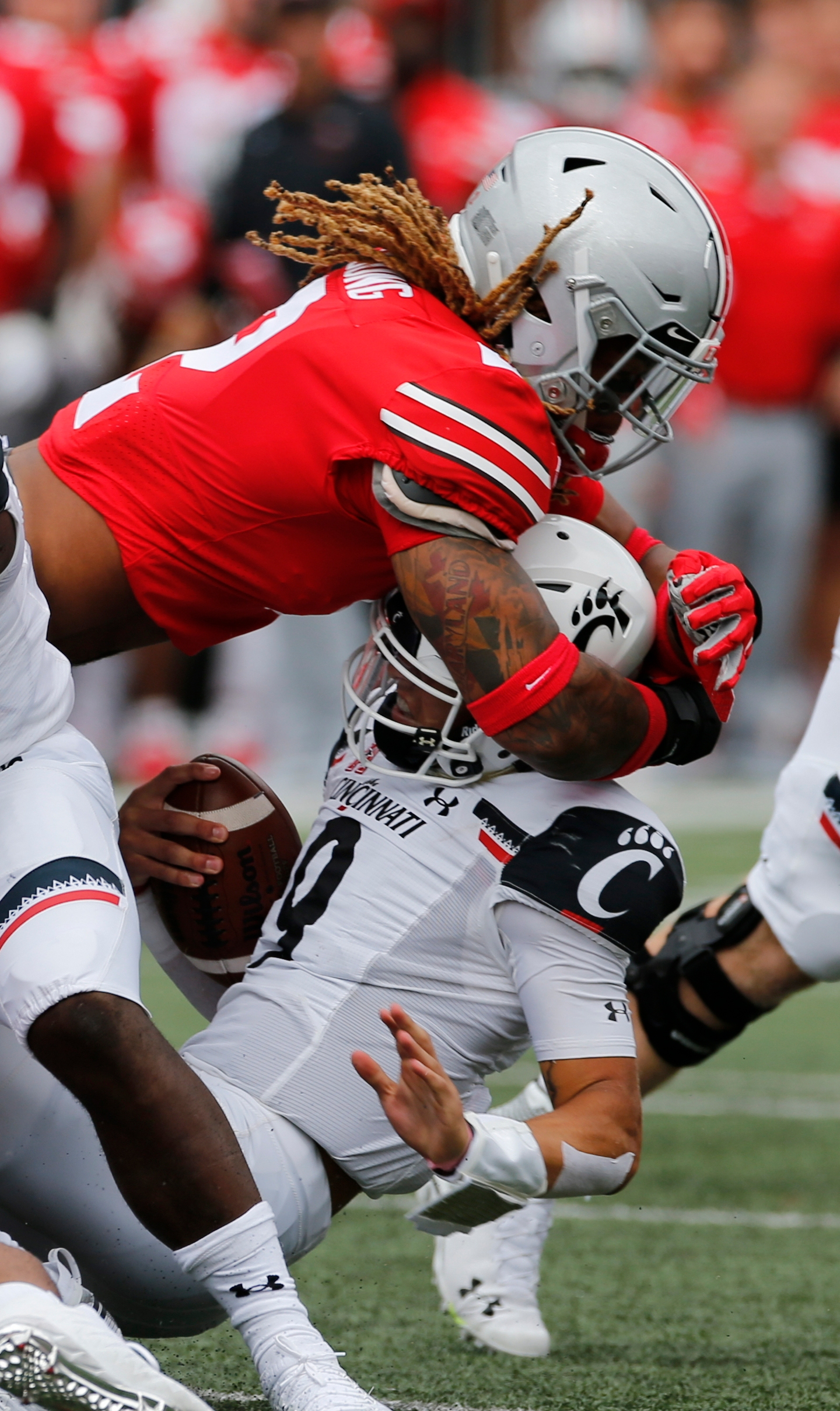 No 2 Ohio State Heads To Rutgers As 51 Point Favorite