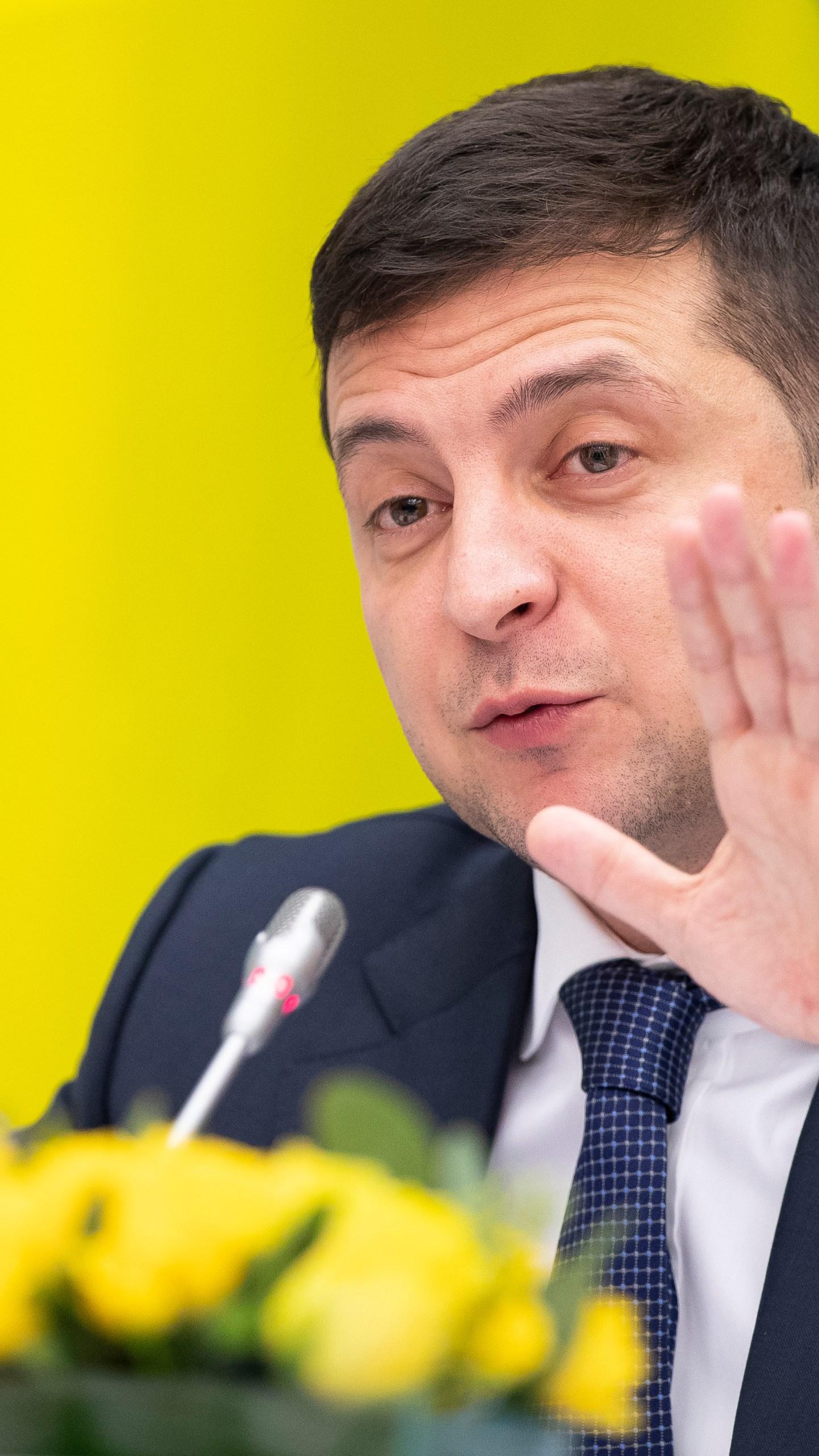 Volodymyr Zelenskiy