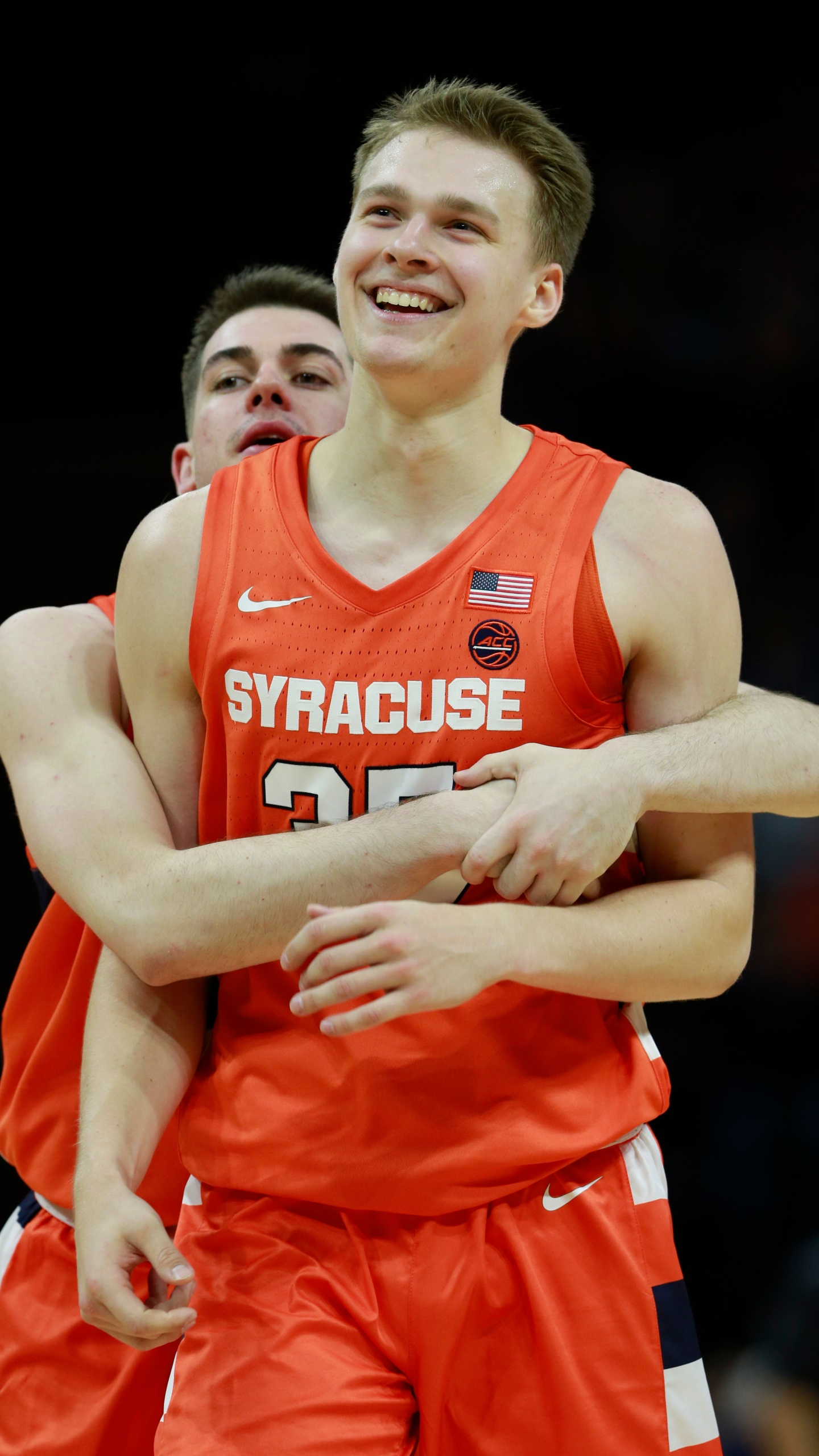 Boeheim Lifts Syracuse Past No 18 Virginia 63 55 In Ot