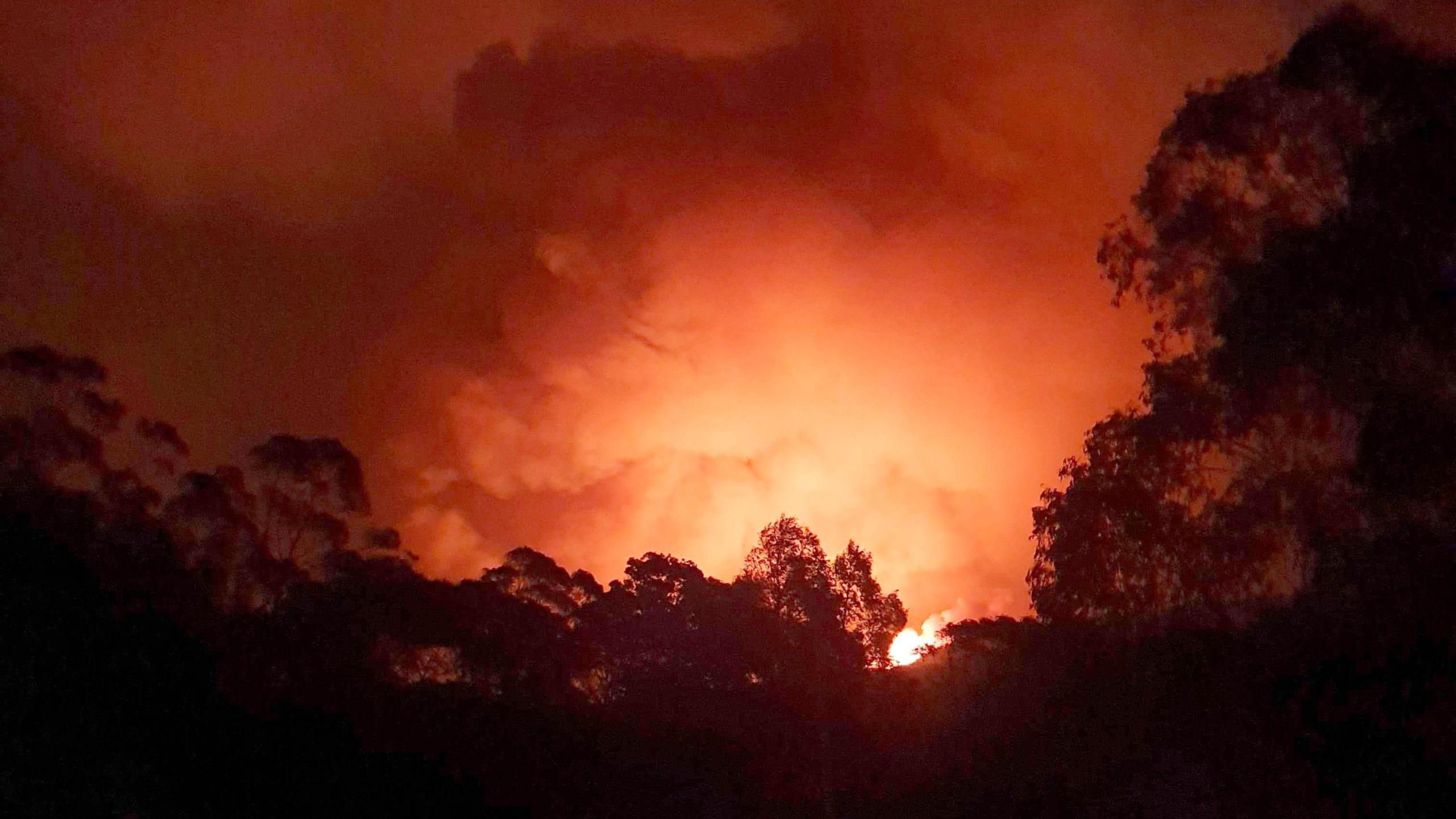 Smoke Haze Again Forces Delay In Australian Open Qualifying