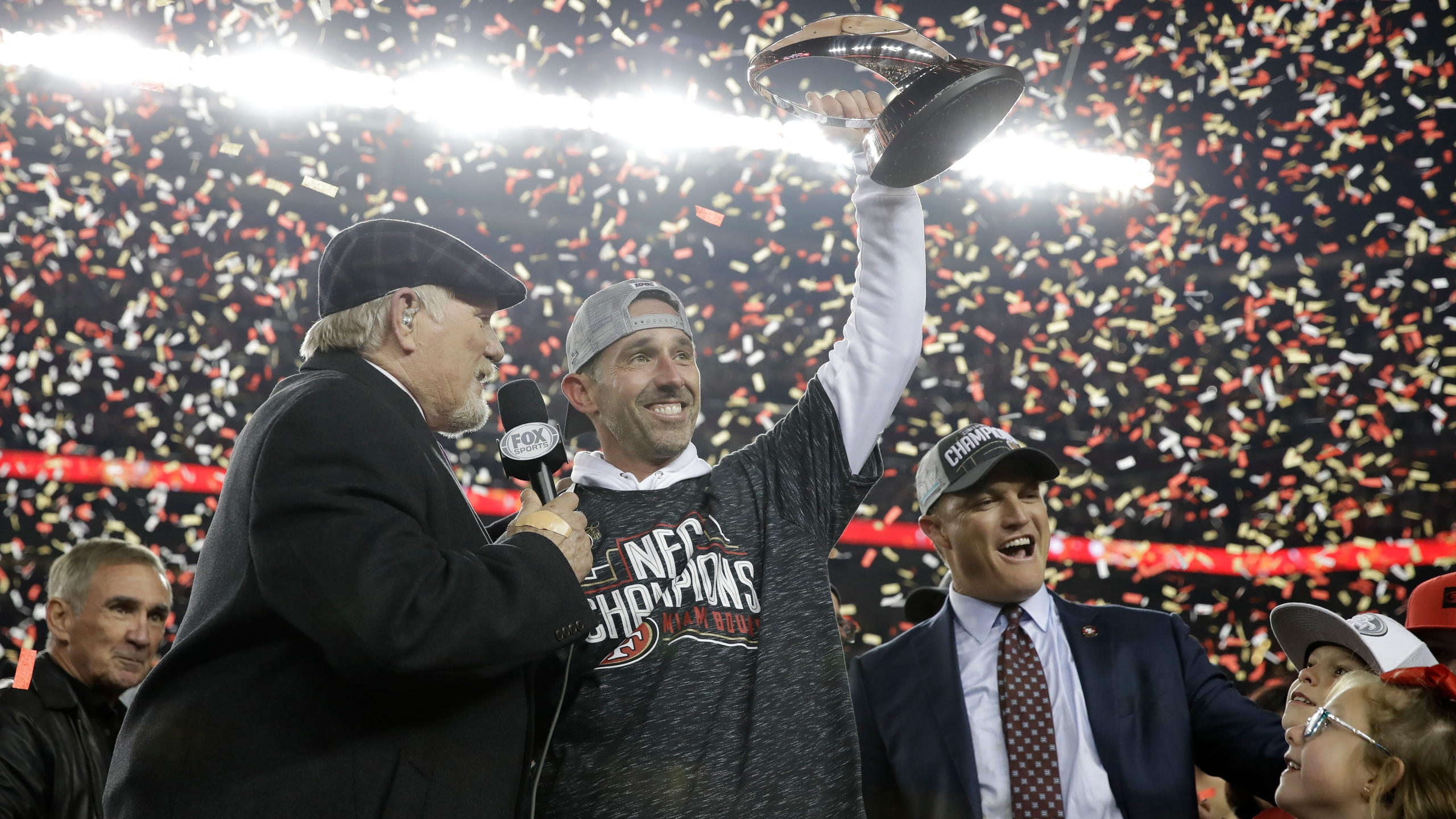 49ers Impressive Turnaround Leads To Super Bowl Appearance