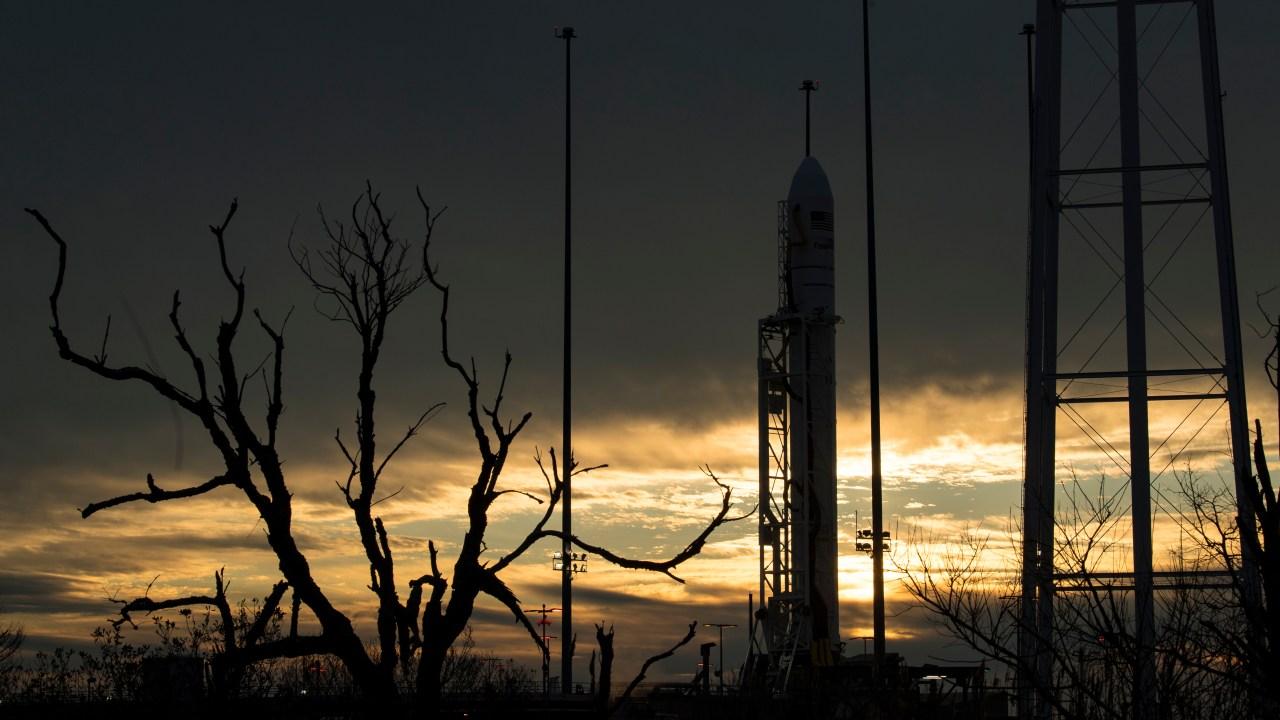 Wind delays Northrop Grumman's supply run to space station - KWKT - FOX 44