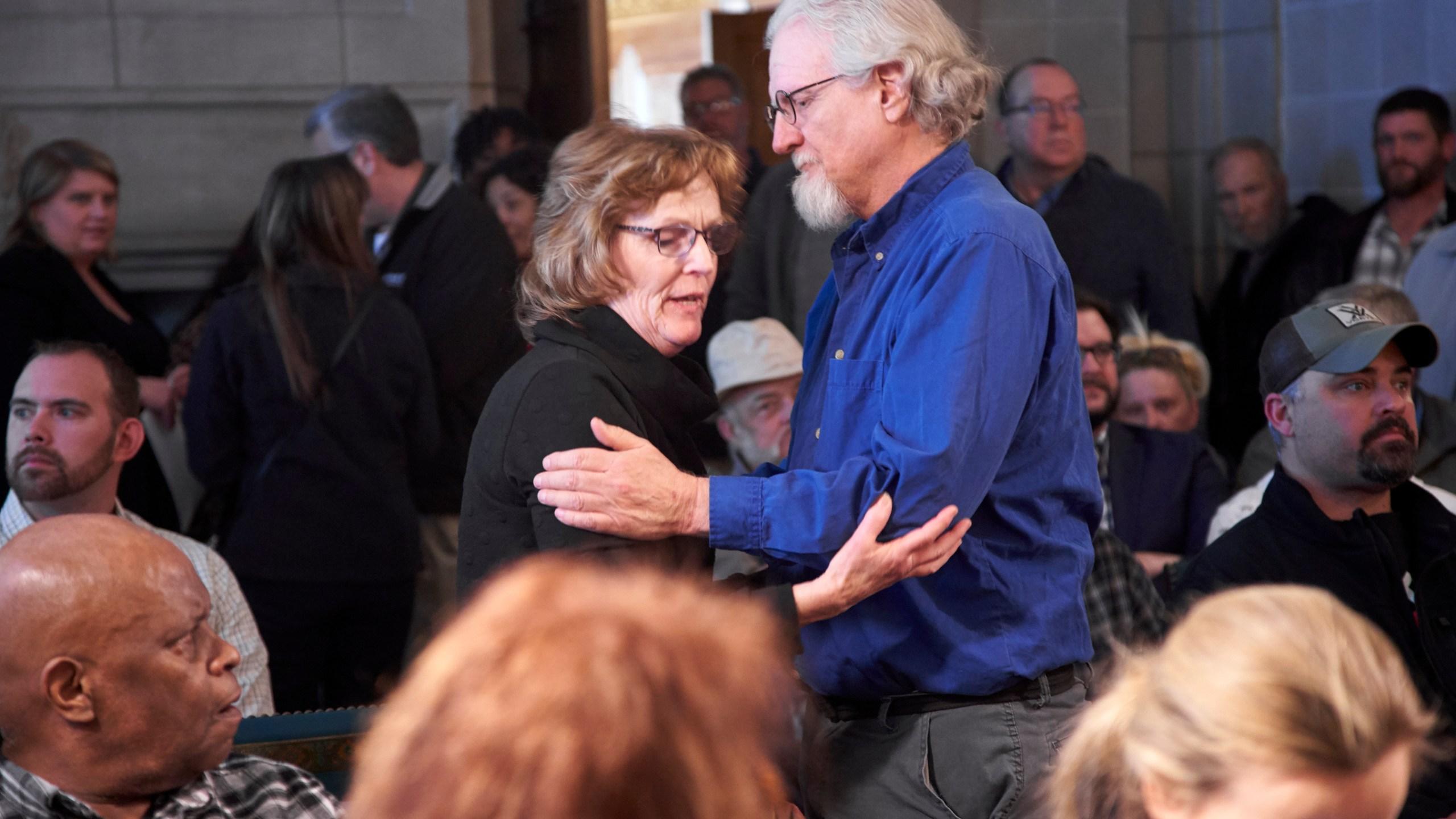 Paulette Neemann, Dave Ellis