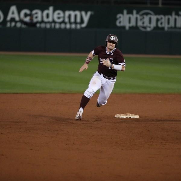 Credit: Craig Bisacre/Texas A&M Athletics