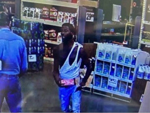 Man Wanted For Questioning In Home Depot Robbery Kwkt Fox 44
