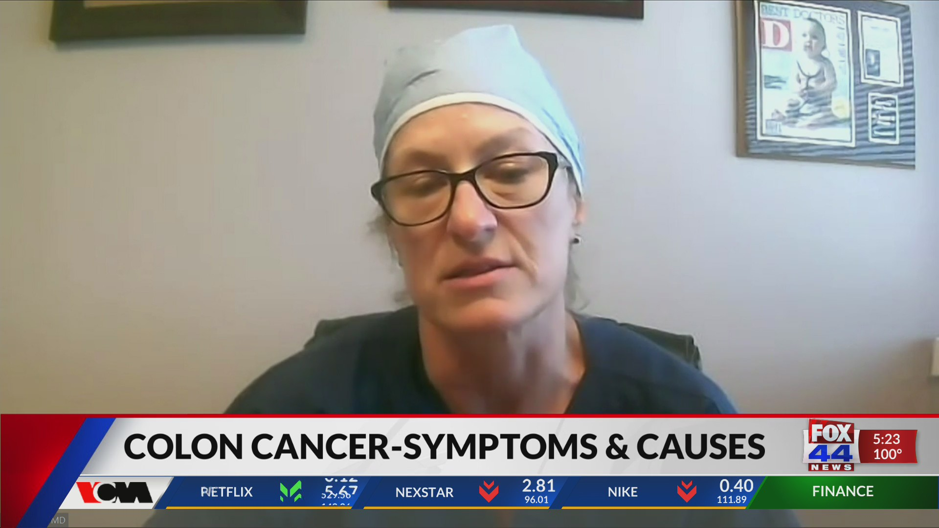 The Symptoms And Causes Of Colon Cancer Kwkt Fox 44