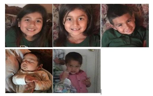 Update Amber Alert For Five Missing Texas Children Discontinued Kwkt Fox 44