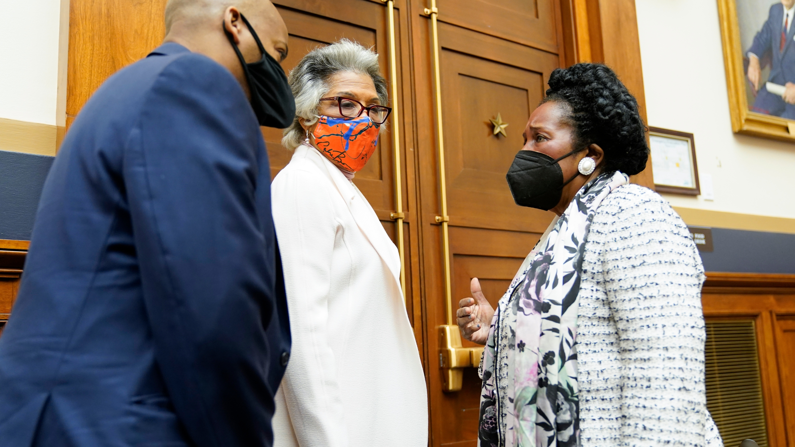 Joyce Beatty, Sheila Jackson Lee