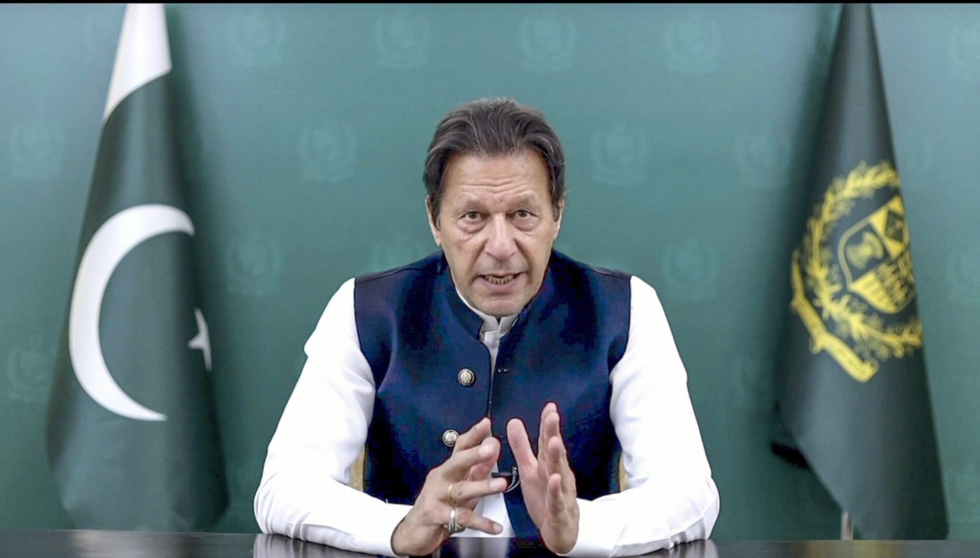 Imran Khan, Prime Minister of Pakistan
